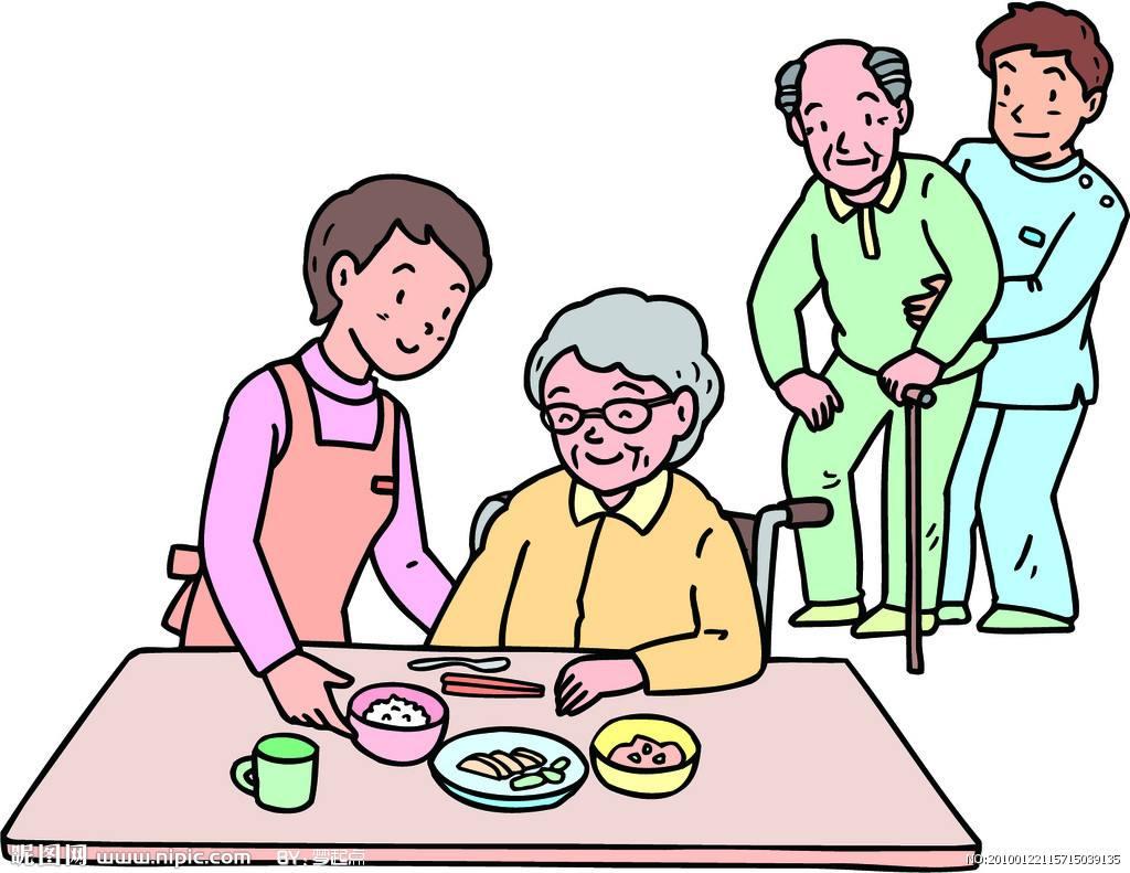 """阳光志愿服务队前往社区老年公寓,为老人们开展""""青年之声——弘扬雷锋"""